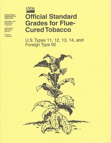 USDA Leaf Standards