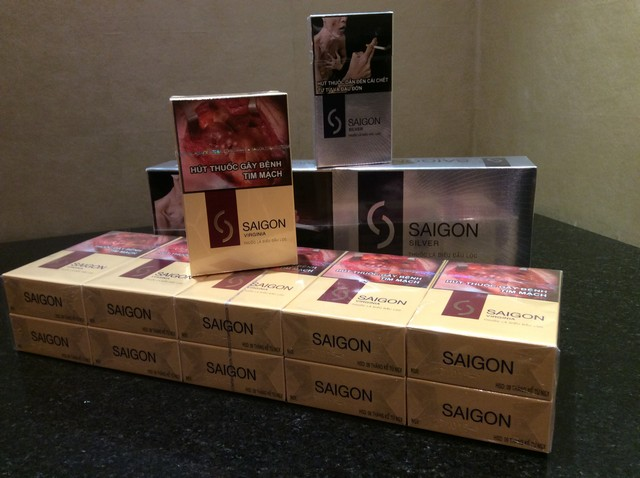 TA and Saigon Tobacco Company Blend Success.